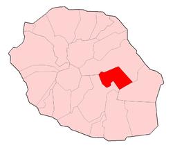 Que faire à la Réunion - visiter la Commune de la Plaine des Palmistes