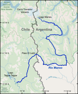 river in Argentina