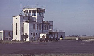 RAF Middleton St George - RAF. Middleton St. George August 1960