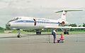 RA-65760 Tupolev Tu-134AK (cn 62187) Aeroflot, RIAT 1993. (7099250249).jpg