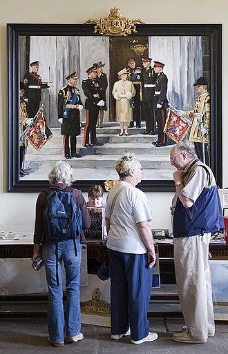 Royal Military Academy Sandhurst - A RMAS community open day