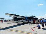 ROCAF S-2T Turbo Tracker Display at Tainan Air Force Base Apron 20130810a.jpg