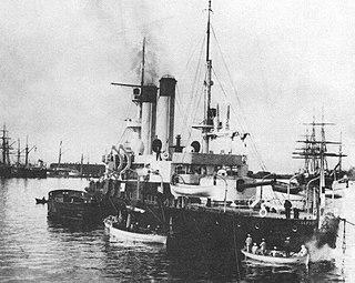 Admiral Ushakov-class coastal defense ship