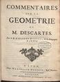Rabuel - Commentaires sur la geometrie de Descartes, 1730 - 807773.tif
