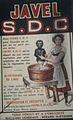 Racist Advertising from Javel S.D.C (Bleach).jpg