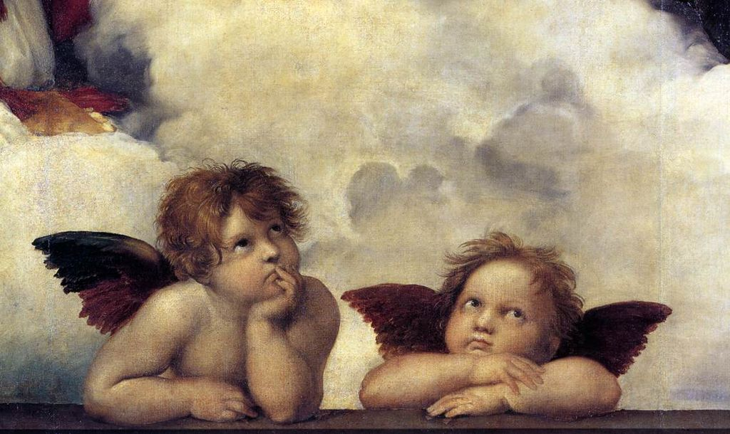 Raffaello, madonna sistina 03.jpg