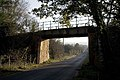 Railway Bridge, Creech Bottom, Dorset - geograph.org.uk - 82538.jpg