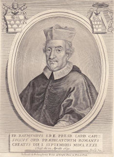 Raimondo Capizucchi Italian cardinal (1615-1691)