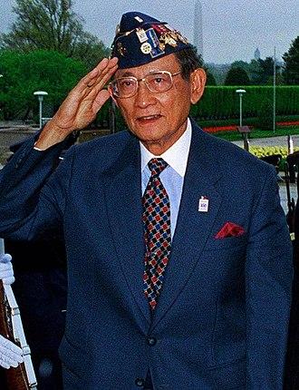 Lakas–CMD (1991) - President Fidel V. Ramos, co-founder of Lakas NUCD.
