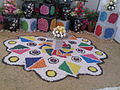 Rangoli with marble and stone pieces.jpg