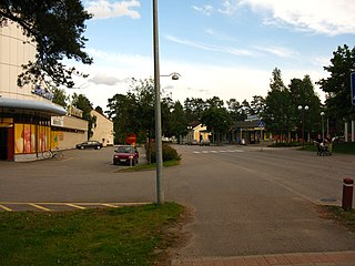 Rantasalmi Municipality in Southern Savonia, Finland