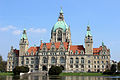 Rathaus Hanover 2013 from the park.JPG