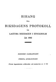 Rd 1942 C 31 9 1 Första lagutskottets utlåtanden och memorial nr 1 61.djvu