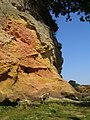 Redend Point cliff - geograph.org.uk - 1341861.jpg