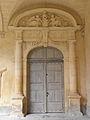 Redon (35) Abbaye Saint-Sauveur Cloître 06.JPG