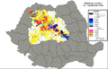Reformati (calvini) Transilvania 1850.png