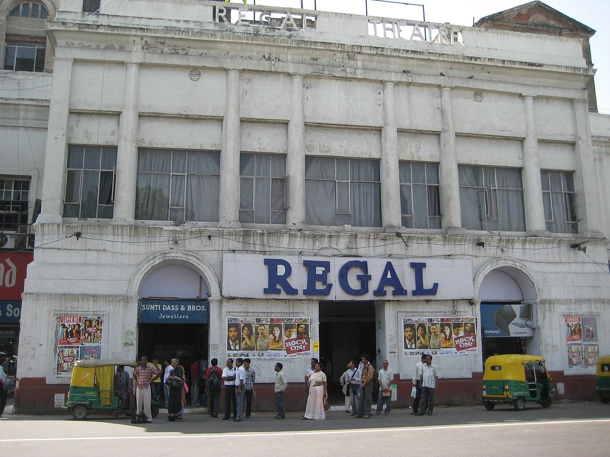 Regal Theatre New Delhi Wikipedia