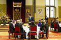 Regeringslunch in de Ridderzaal (6944383948).jpg