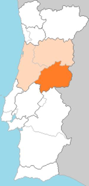 Beira Baixa Province - Image: Região Beira Baixa