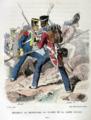 Regiment de Hohenlohe 1826.png