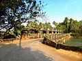 Regulator bridge in Paravur Pozhikkara, Kollam - Feb 2016.jpg
