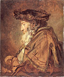 Rembrandt Oil Sketch of an Old Man.jpg