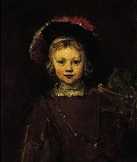Rembrandt van Rijn - Portret van een jongen.jpg