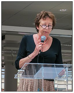 Renate Dorrestein Dutch author, journalist, feminist