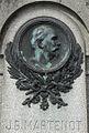 Rennes (35) Cimetière du Nord Tombe J.B. Martenot Détail.jpg