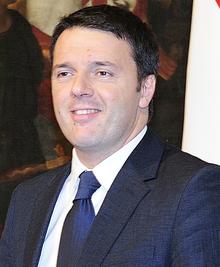 Italian Prime Minister Matteo Renzi - jobs matter more than Fiat hq location