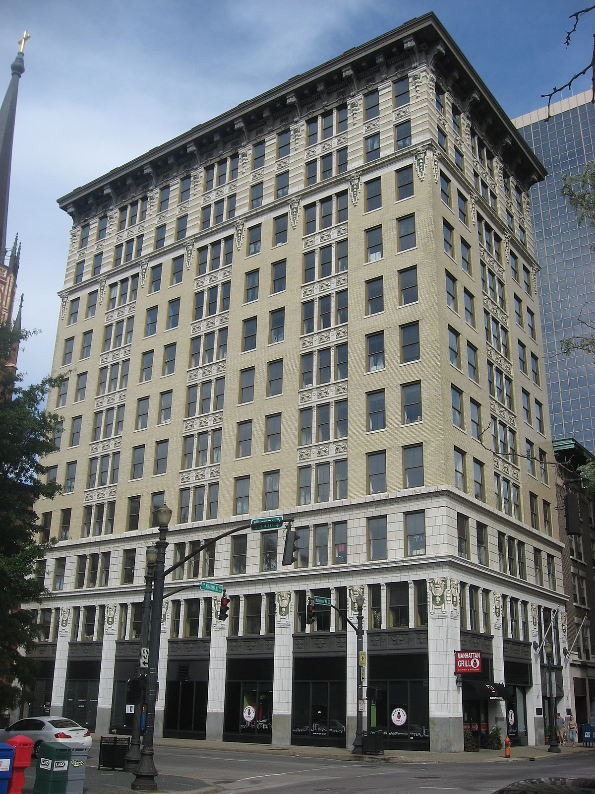 Republic building louisville ky wikipedia for What to do to build a house
