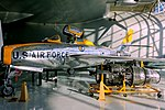 Republic F-84F Thunderstreak, 1950 - Evergreen Aviation & Space Museum - McMinnville, Oregon - DSC00590.jpg