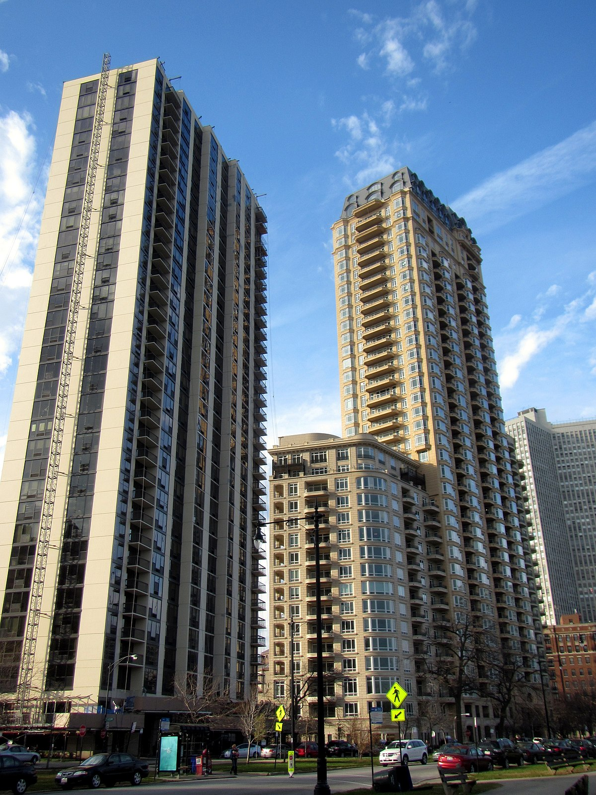 North Park Lincoln >> Lake View, Chicago - Simple English Wikipedia, the free encyclopedia