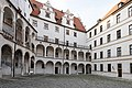 Residenzstraße A 2, Innenhof des Schlosses Neuburg an der Donau 20170830 004.jpg