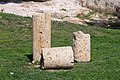 Restos de columna romana do anfiteatro de Tarragona 07.jpg