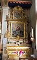 Retable du Rosaire de l'église Saint-Jacques d'Assyrie (Hauteluce, Savoie, France).jpg