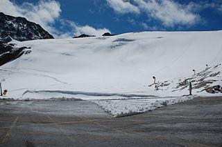 Rettenbach glacier Glacier in Austria