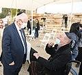 Reuven Rivlin at the State Memorial Ceremony in memory of the late David Ben-Gurion, November 2020 (GPOABG 6747 1).jpg