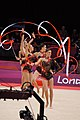 Rhythmic gymnastics at the 2012 Summer Olympics (7915301514).jpg