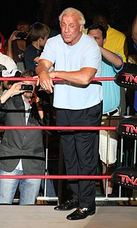Ric Flair bei TNA (2010)