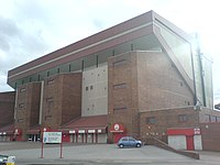 Pittodrie's Dick Donald Stand