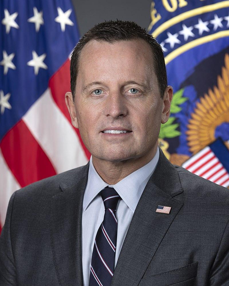 Richard Grenell, Kevin Jackson, California, governor