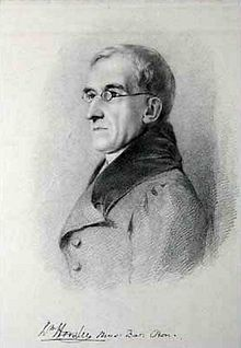 William Horsley (1832)by Richard James Lane (Source: Wikimedia)