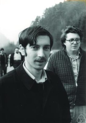 Richard P. Stanley - Richard P. Stanley in Oberwolfach, 1973