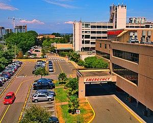 Richmond Hospital - Richmond Hospital