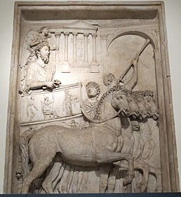 Scene from the Arch of Marcus Aurelius