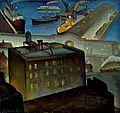 Rinaldo Cuneo, The Embarcadero at Night.jpg