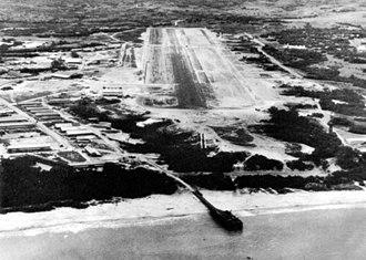 970th Airborne Air Control Squadron - Image: Rio hato army air base