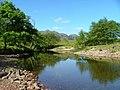 River Arnisdale at Corran - geograph.org.uk - 1354258.jpg