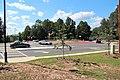 Riverside Drive roundabouts, Sandy Springs GA July 2017.jpg